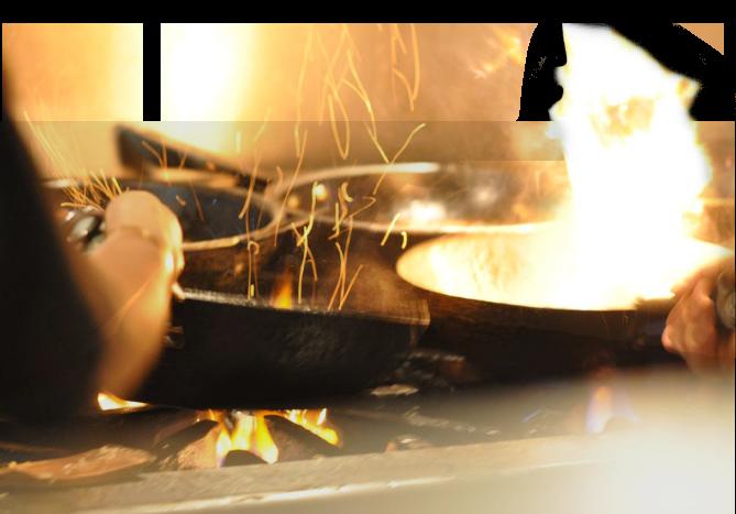 pan-fire